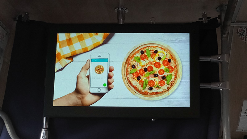 Эффективный способ привлечения клиентов — видеореклама в маршрутном транспорте Житомира